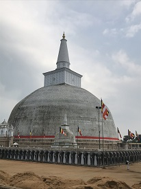 Stoepa Anuradhapura 2