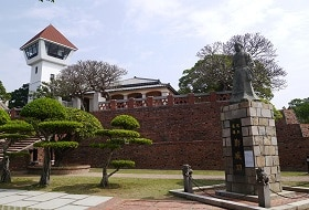 Anping Castle Taiwan iki Travels