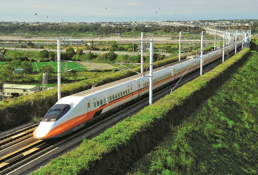 Taiwan High Speed Rail iki Travels