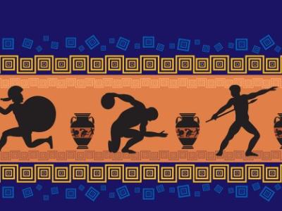 Olympische spelen oude Grieken