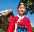 Zuid-Korea Drama Hanbok