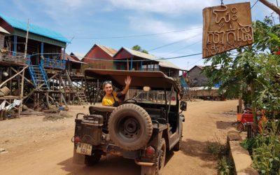 Cambodja in juni door Simone(deel 1)