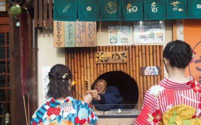 Kyoto, Osaka en de Japanse Alpen in september door Janine (deel 1)