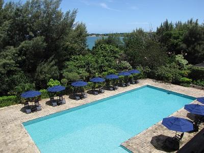 Okinawa Iriomote Nirakanai Hotel Zwembad