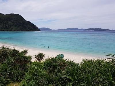 Okinawa Tokashiki Strand