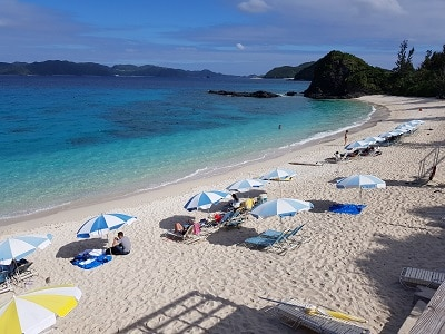 Okinawa Zamami Strand