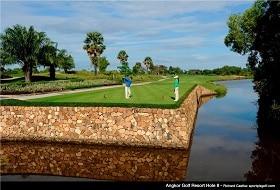 Angkor Golf Resort Siem Reap golfreis