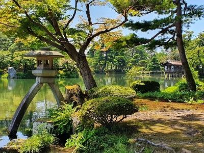 Japan Kanazawa Kenrokuen Garden (1)