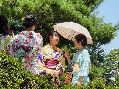 Japan Kanazawa Kenrokuen Garden (2)