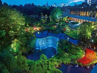 Japan Tokyo New Otani Hotel Garden 2