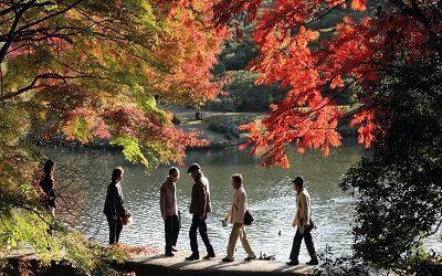 iki Travels' top 10 tuinen van Japan