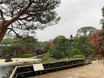 Japan Matsue Adachi Garden 1