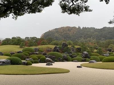 Japan Matsue Adachi Garden 2