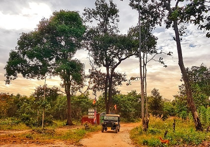 Jeep Tour Cambodja Phnom Kulen