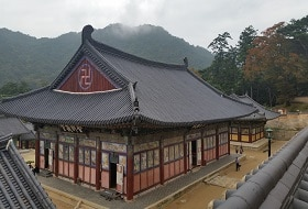 Zuid Korea, Haeinsa Tempel