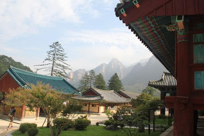 Zuid Korea, Soraksan Groot