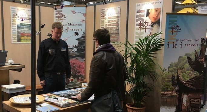 Iki Travels Over Ons Homepage Beurs