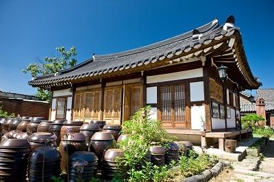 Zuid Korea Compleet Jeonju