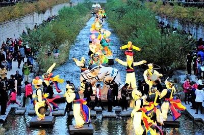 Zuid Korea Familiereis Seoul Festival