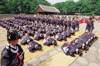 Zuid Korea Japan Reis Seoul