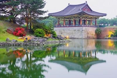 Zuid Korea Veelzijdig Gyeongju