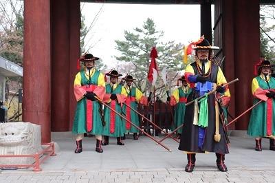 Zuid Korea Zomer SeoulDeoksugung