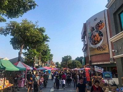 Tainan Markt Taiwan